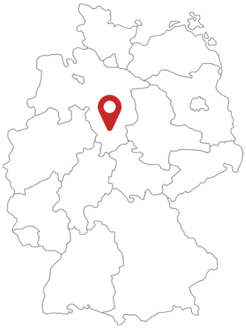 Bild vergrößern: Deutschlandkarte